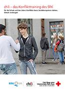 Jugendliche auf dem Pausenplatz